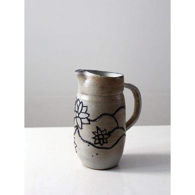Studio Pottery Pitcher - Image 5 of 8