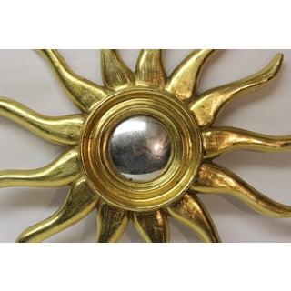 Gilt Sunburst Mirror Preview
