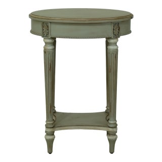 Ethan Allen French Louis XVI Style Occasional Table For Sale