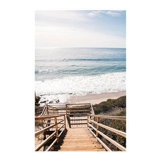 """El Matador Beach"" Original Framed Photograph"