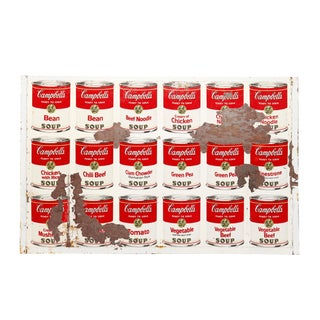 Andy Warhol's Campbell's Soup Cans For Sale