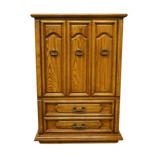 Thomasville / Huntley Furniture Manuscript Collection Italian Chest For Sale