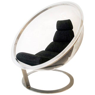 Bubble Chair by Christian Daninos, Laroche Edition, France, 1968 For Sale
