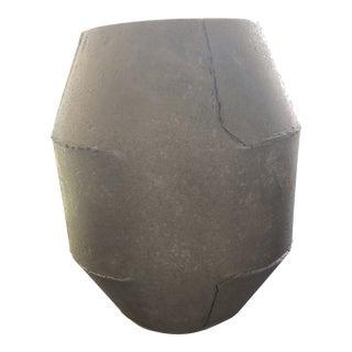 2016 Jorge Carreira for Vicara Cimento Vase For Sale