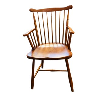 1950s Vintage Leopold Stickley Chair For Sale