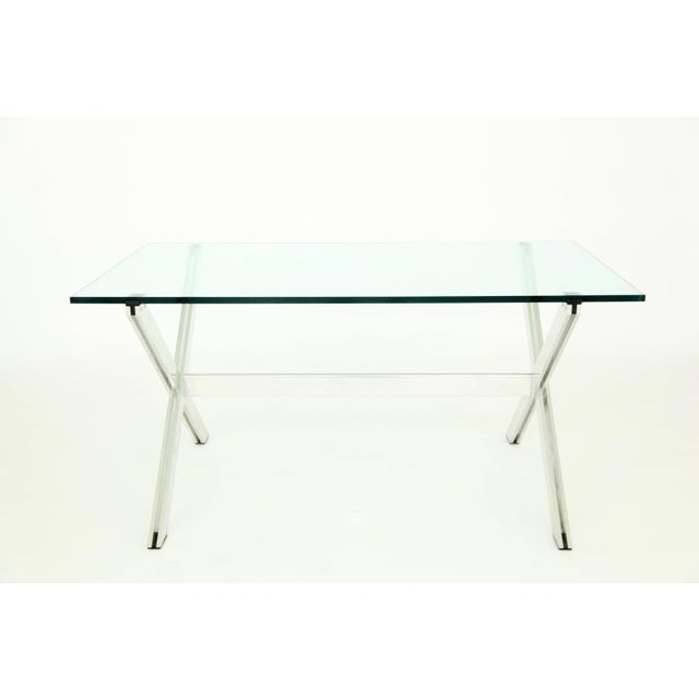 Mid-Century Modern John Vesey Table For Sale - Image 3 of 9