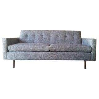 Mid-Century Style Custom Sofa For Sale
