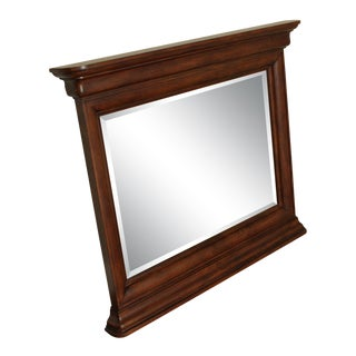 Empire Style Beveled Mirror For Sale
