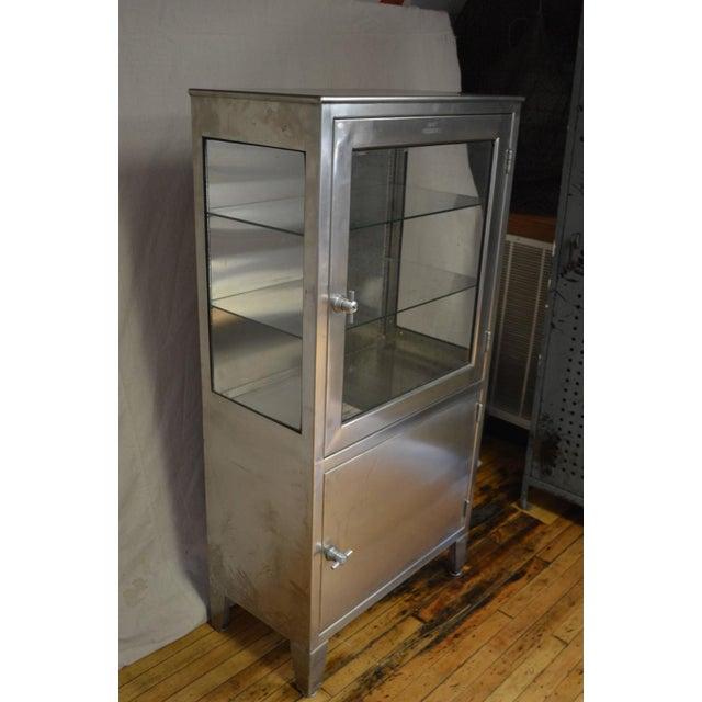 Stainless Steel Dental Lab Cabinet - Image 3 of 8