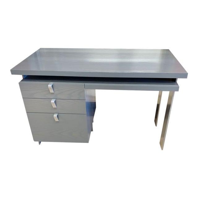 Industrial Antoine Proulx Tanker Desk For Sale