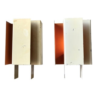 Swedish Modernist Lamps - A Pair