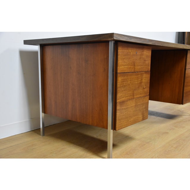Knoll Office Desk For Sale In Boston - Image 6 of 11