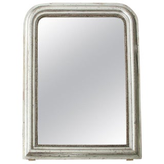 Silver Louis Philippe Mirror For Sale