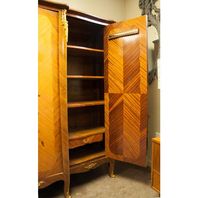 French Armoire For Sale In New York - Image 6 of 11