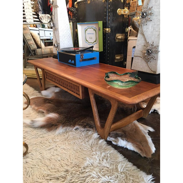 Lane Wooden Coffee Table - Image 5 of 8