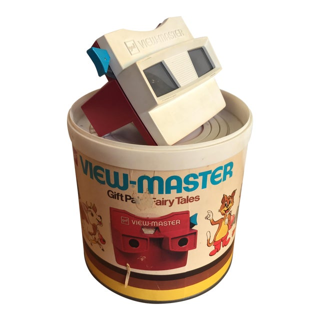 Vintage Gaf View-Master With Original Box For Sale