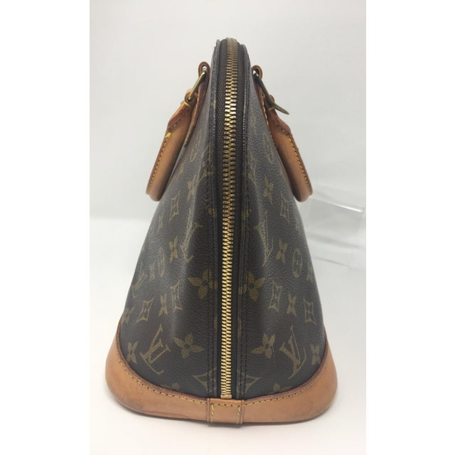 Late 20th Century Vintage Louis Vuitton Alma Bag For Sale - Image 5 of 8