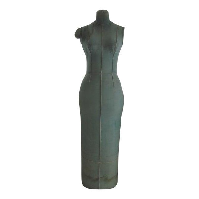Unusual Full Body Antique Mannequin Form - Image 1 of 8