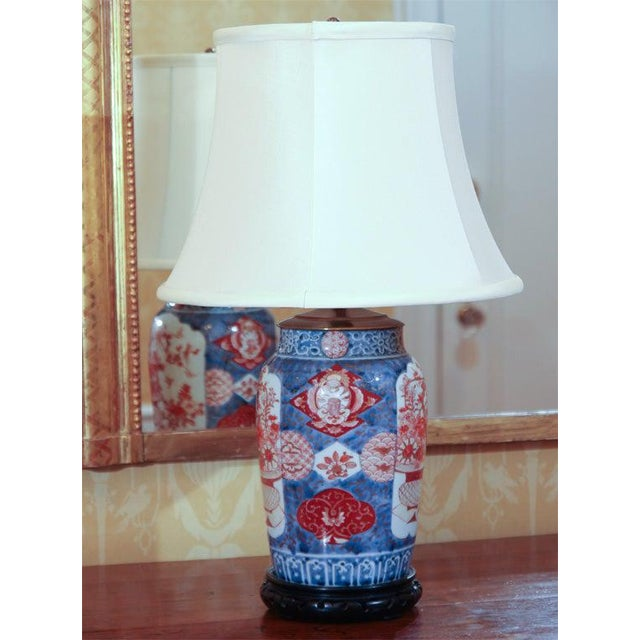 Chinese Export Lamp For Sale - Image 9 of 10