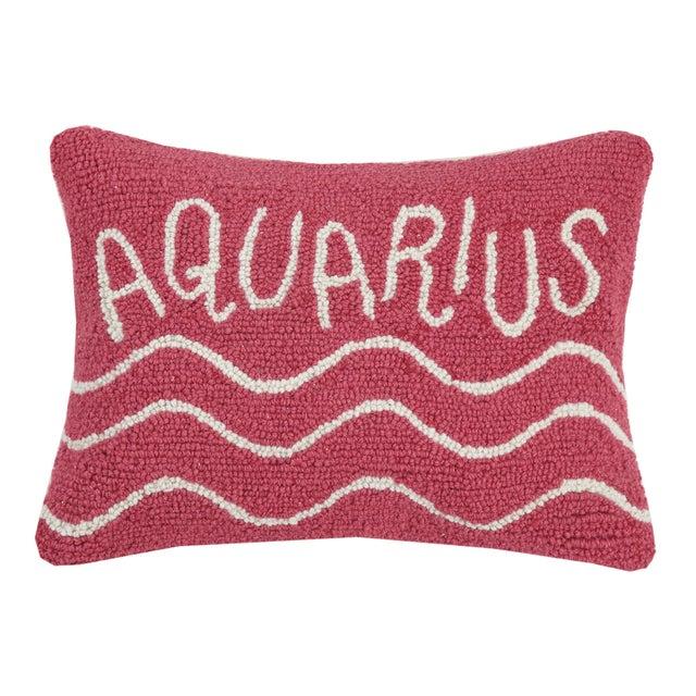 Aquarius Hook Pillow
