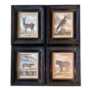 Trowbridge Gallery Animal Prints - Set of 4 For Sale