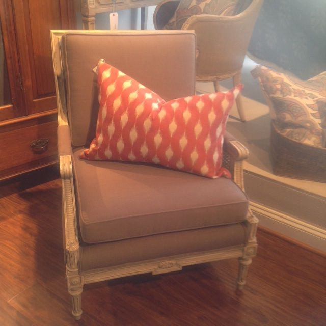 Vintage Cane Arm Chairs - A Pair - Image 6 of 6