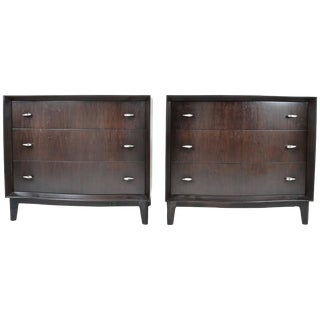 Pair of Mid-Century Modern Chests, USA, circa 1960s For Sale