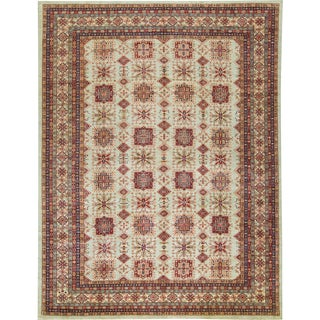 "Traditional Hand Woven Rug 12'11"" X 16'8"" For Sale"