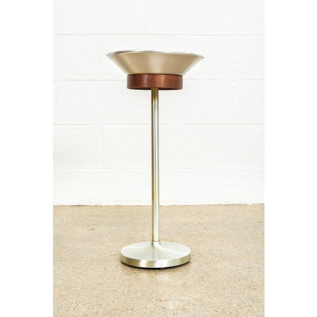 Mid-Century Modern Mid Century Floor Stand Ashtray For Sale - Image 3 of 10
