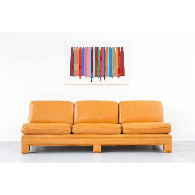 Baughman Armless Sofa - Image 11 of 11