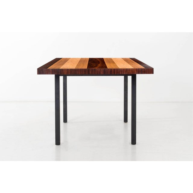 Milo Baughman Dining Table for Directional For Sale In New York - Image 6 of 13