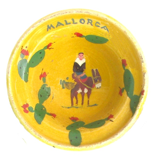 Mid 20th Century Southern European Souvenir Change Dishes / Ashtrays For Sale - Image 5 of 8