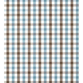 Saybrook Check Wallpaper by Anna French - Price Per Roll For Sale