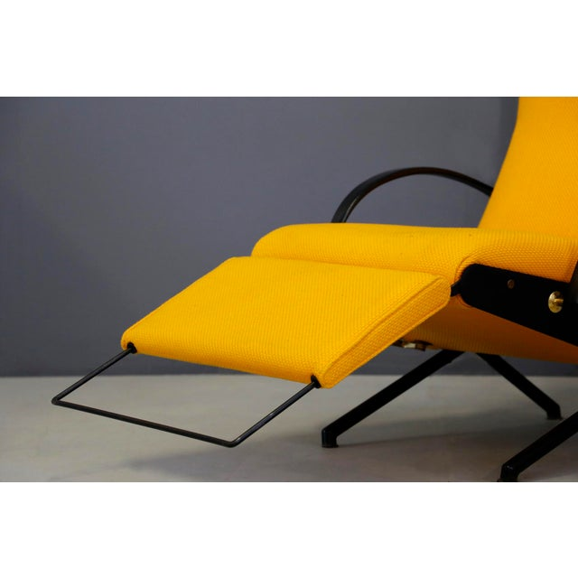 Pair of P40 Tecno armchairs by Osvaldi Borsani. The pair of armchairs are the first edition of the model P40. The seats...