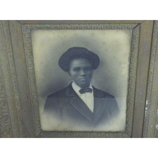 American Mrs. Robert Lee Vann Vintage Photograph Circa 1890 For Sale - Image 3 of 6