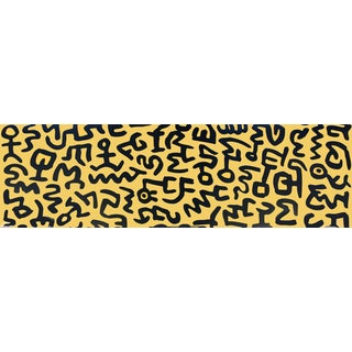 Keith Haring, Untitled (1990), Offset Lithograph, 1990 For Sale