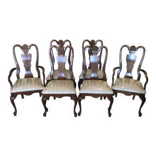 America Drew Vintage Dining Chairs - Set of 6 For Sale