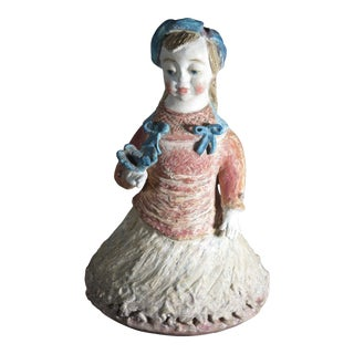Blue Bird Doll Figurine For Sale