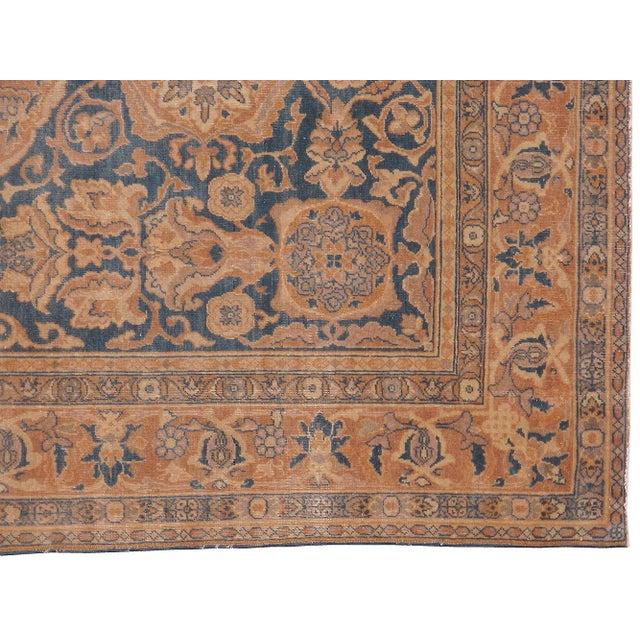"""Vintage Turkish Sivas Rug - 4'5"""" x 6'6"""" - Image 2 of 3"""