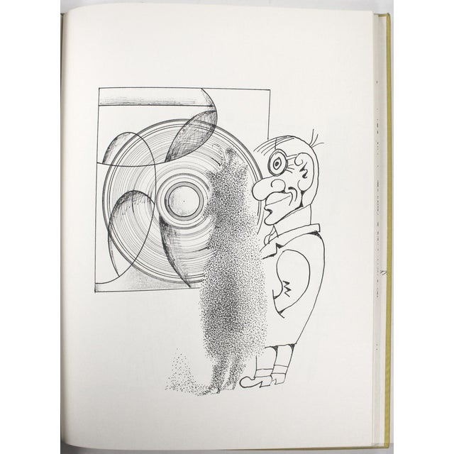 Saul Steinberg: The New World, First Edition For Sale - Image 9 of 11