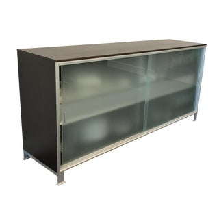 Buffet With Sliding Doors
