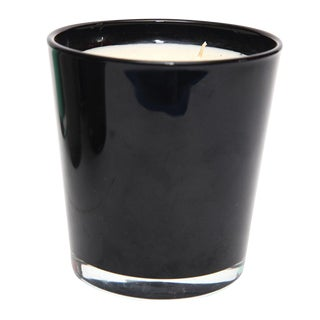 Large Oriental Scented Moroccan Candle in Black For Sale