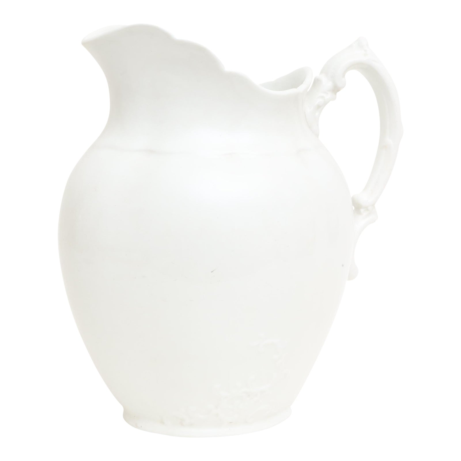 England Royal Ironstone China Alfred Meakin Pitcher