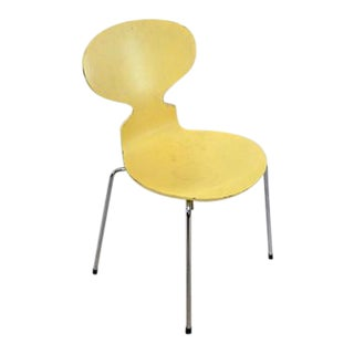 Arne Jacobsen for Fritz Hansen 4-Leg Ant Chair
