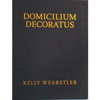 """Domicilium Decoratus"" Signed Limited Edition Book For Sale"