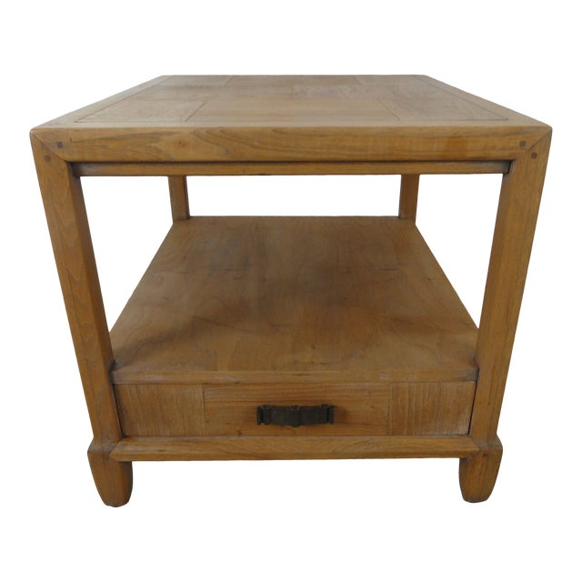 1970's Century Furniture End Table For Sale