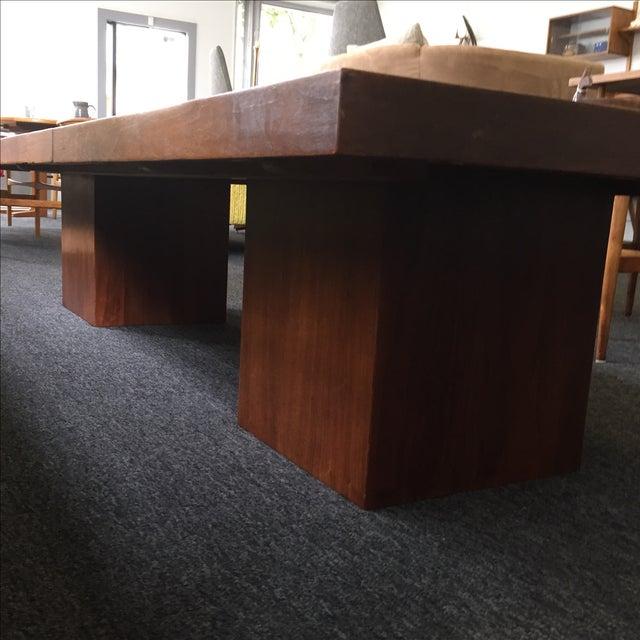 John Keal Expanding Coffee Table - Image 4 of 11