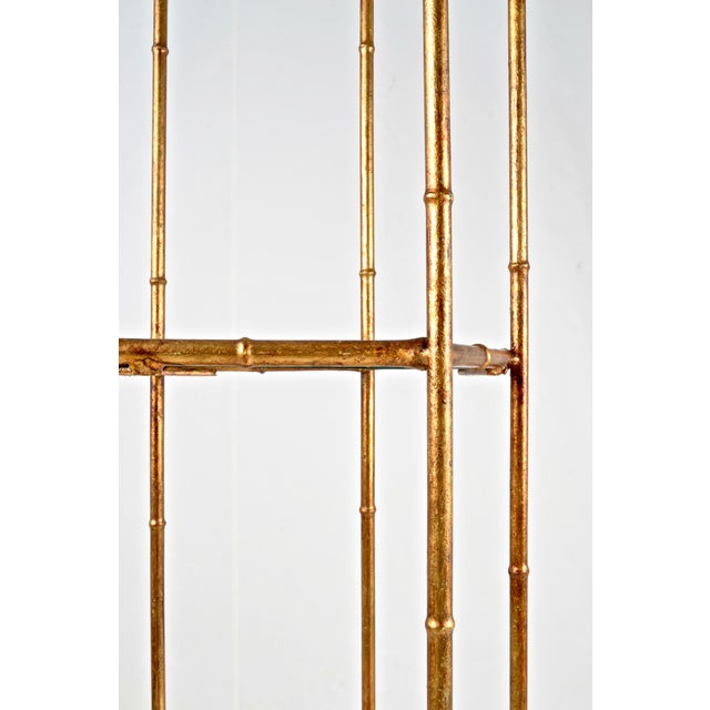 Pagoda Form Etagere, Parcel Gilded For Sale - Image 9 of 10