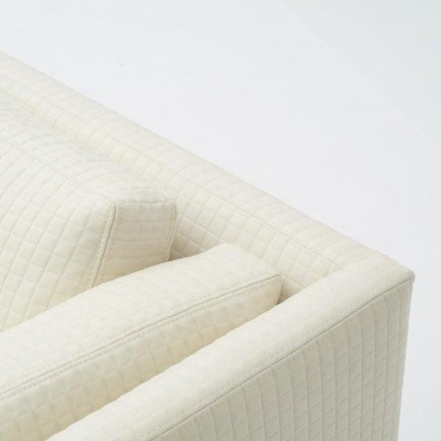 1950s Harvey Probber Tuxedo Style Sofa For Sale - Image 5 of 6