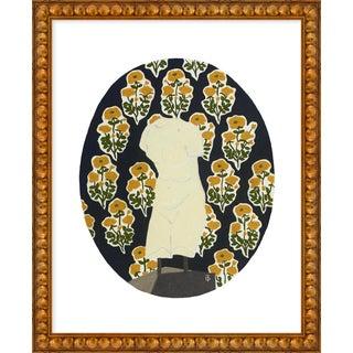 "Medium ""Sunday"" Print by Theresa Drapkin, 18"" X 22"" For Sale"